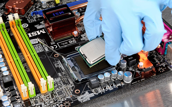 Motherboard Intel MSI