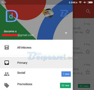 Cara Mudah Logout Akun Gmail di Aplikasi Android