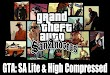 GTA: SA Lite & High Compressed apk + data