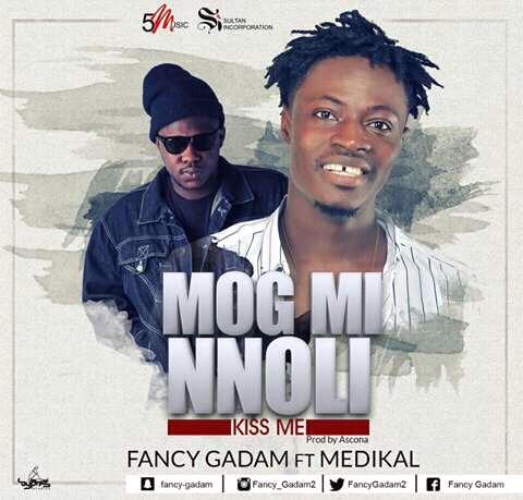 Leaked: Fancy Gadam to feature Medikal In New Song