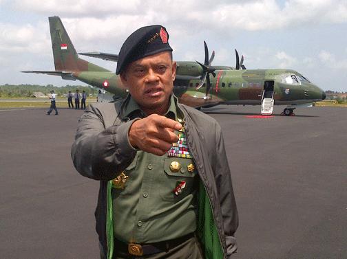 Panglima TNI: Saya Lebih Pilih Jadi Tumbal Bela Negara daripada Jadi R1