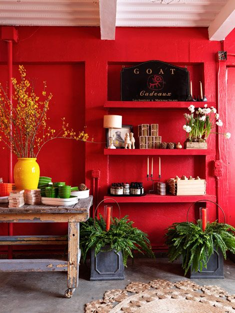 Benjamin Moore Color of the Year 2018: Caliente AF-290-design addict mom