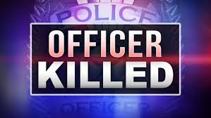 Maryland Governor Larry Hogan confirms the passing of a Baltimore County police officer who was shot while investigating a suspicious vehicle on Linwen Way in the community of Perry Hall.