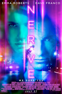 "# Filmowy WeeKend ""Nerve"" - reż. A. Schulman i H. Joost"