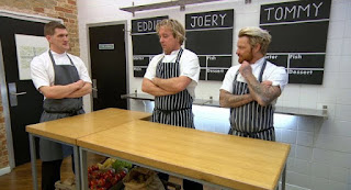 Great British Menu 2017 Northern Ireland Judging ep.40
