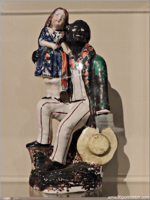"Museo de Concord: ""Uncle Tom and Eva"""
