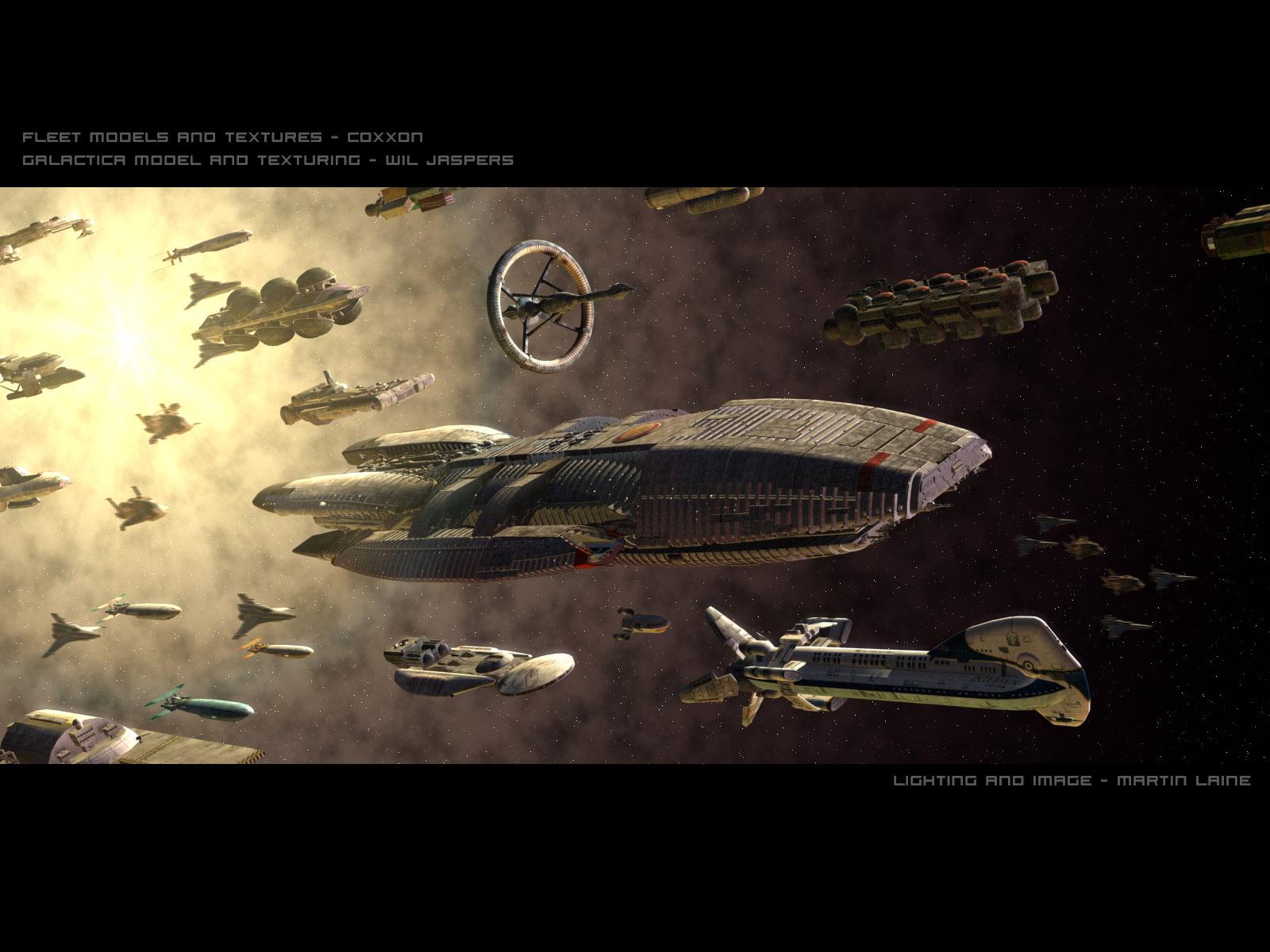 battlestar galaktika