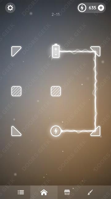 Laser Overload [Beginner] Level 2-11 Solution, Walkthrough, Cheats