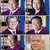 LOOK: Listahan ng mga Supreme Court Justice Na Pabor sa Martial Law sa Mindanao Inilabas Na