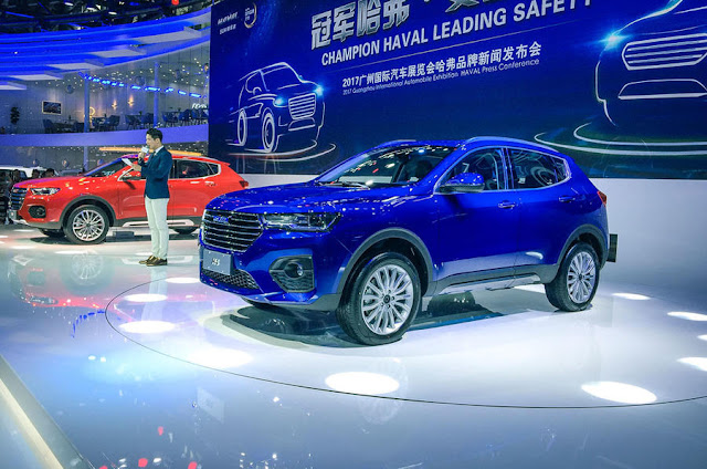 Haval H4 chino