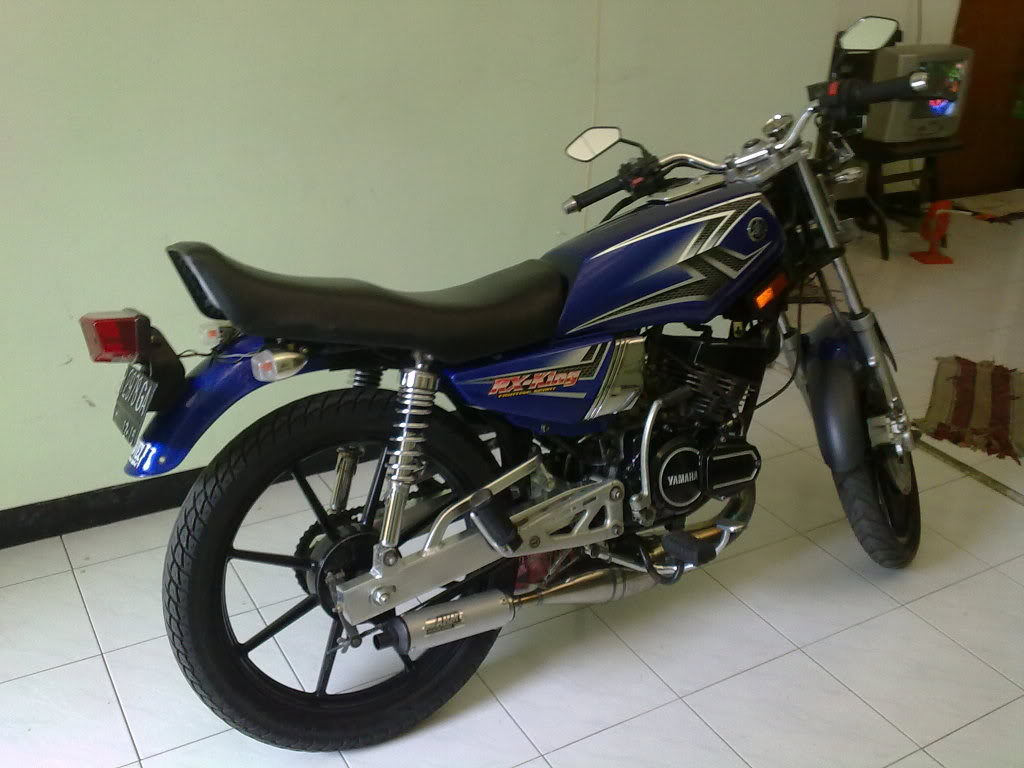 82 Foto Modifikasi Rx King Warna Hitam