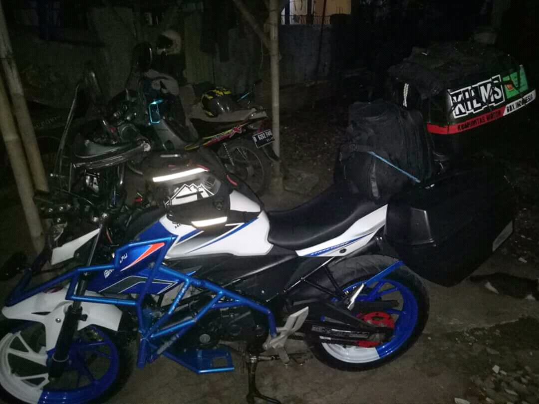 Bento Oto Blog Inspirasi Modif Galery Honda CB 150 R Adventure