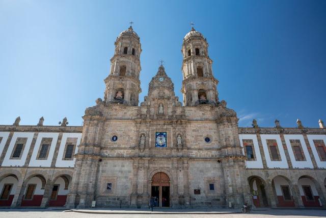 Basílica de Nuestra Señora de Zapopan.