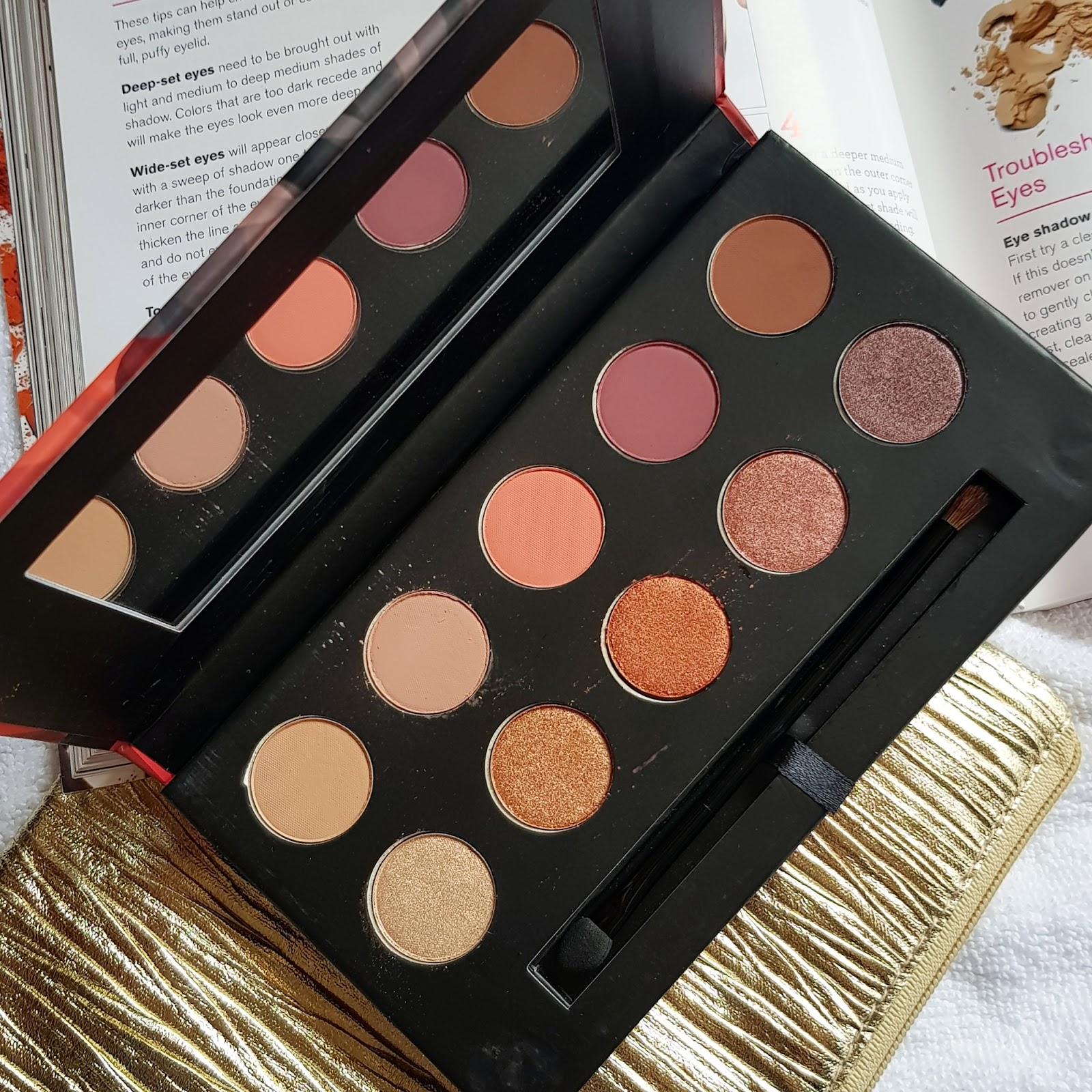 Ridzi Makeup Summer La Girl Pro Face Hd Matte Pressed Powder Medium Biege 609 Now Coming On To My Next Product Its A Beautiful Eyeshadow Palette In 01 Vogue The Other One Is 02 Firework