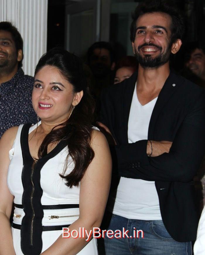 Mahi Vij, Jay Bhanushali, Jay Bhanushali's Wife Mahi Vij Birthday Bash Photo Gallery