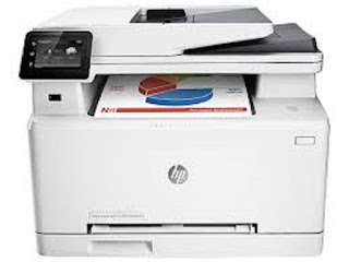 Picture HP Color LaserJet Pro MFP M277c6 Printer