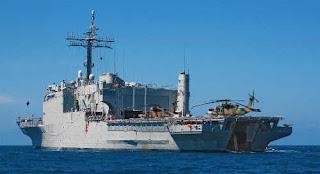 Nyaris Disengat Torpedo Kapal Selam Cakra Class, Inilah Profil HMAS Kanimbla