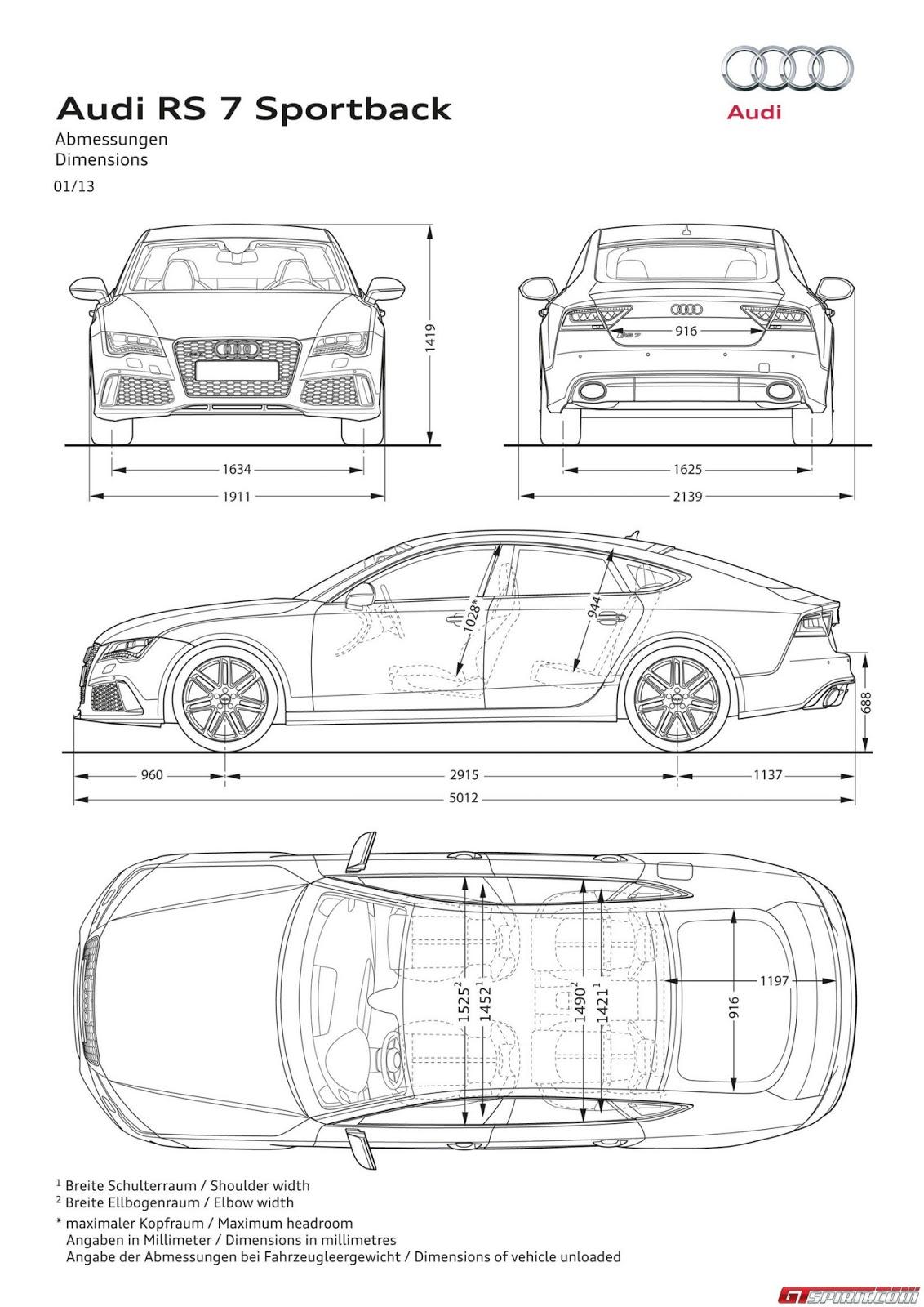 Faiz Rahman Official Audi Rs7 Sportback