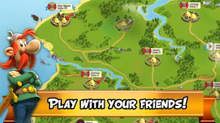Game Asterix and Friends Apk