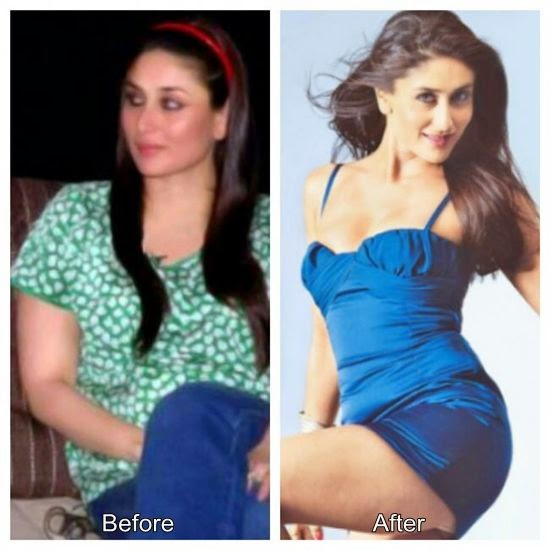 Kareena Kapoor weight loss