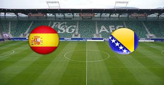 Испания – Босния и Герцеговина прямая трансляция онлайн 18/11 в 22:45 по МСК.
