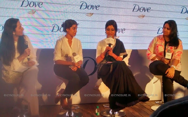 Dove Launches A Film - Beauty Is A State Of Mind