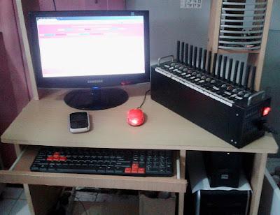 Jasa Pasang Server Pulsa