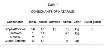 """Language of the """"Mountain Tribe"""": A Closer Look at Hazaragi"""