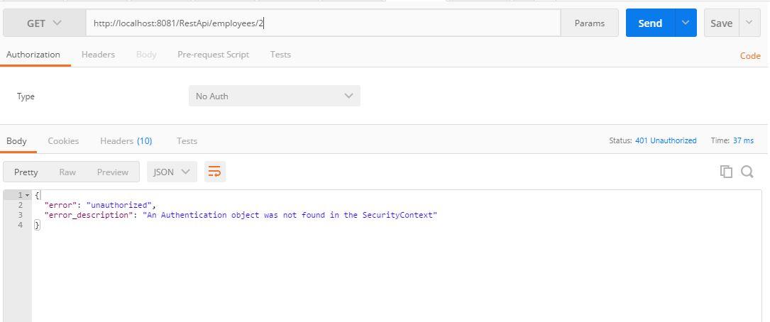 Ankur's blog: Secure RESTFul API using OAuth2 : Spring