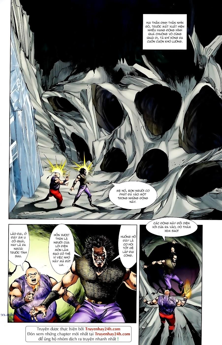 Cơ Phát Khai Chu Bản chapter 96 trang 8