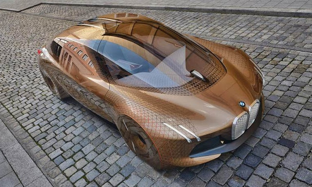 BMW iNext Self-Driving Electric Car Will Be Ready In 2021