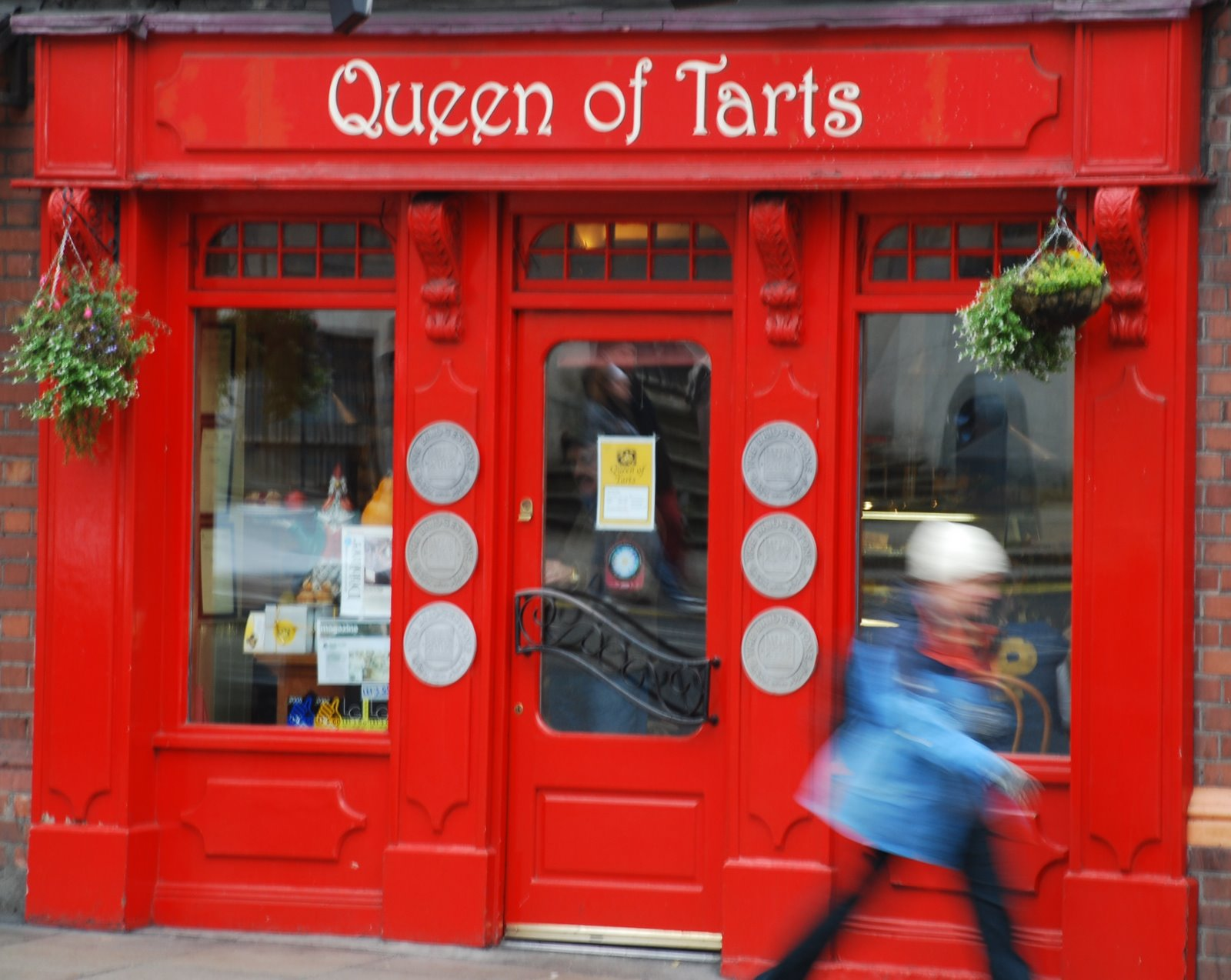 Travel Sweet Sweet On The Queen Of Tarts In Dublin Ireland