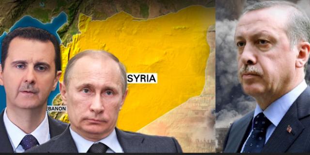 Ποιος χτύπησε τους Τούρκους εντός Συρίας; Ο Άσαντ ή ο Πούτιν;