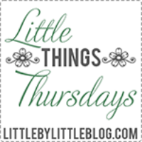 Little Things Thursday