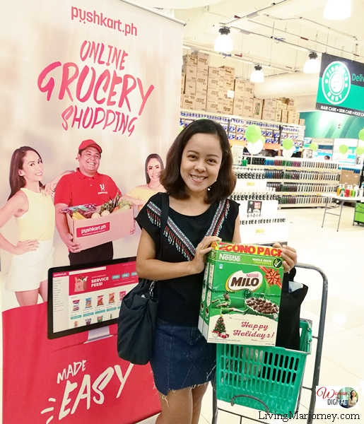 Grocery Shopping Anytime, Anywhere with Pushkart.ph