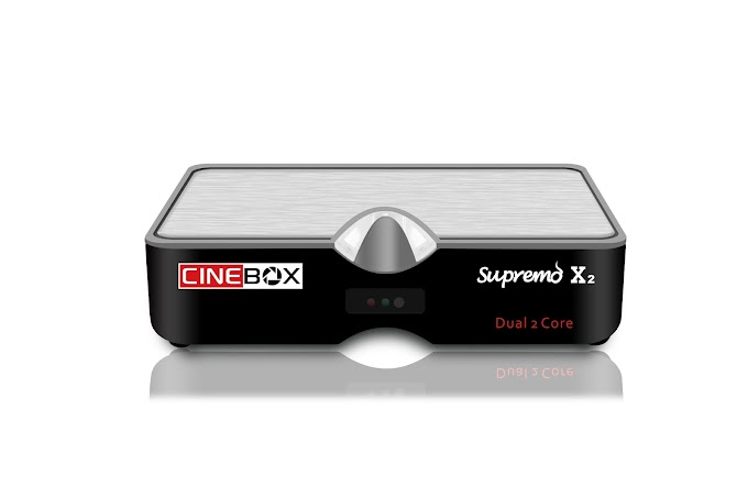 CINEBOX SUPREMO X2 ATUALIZAÇÃO - 29/06/2017