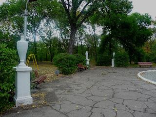 Новгородское. Парк, заложенный в 19 в.