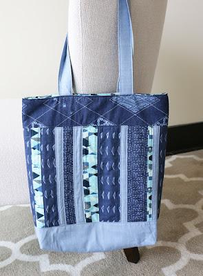 http://www.fatquartershop.com/indigo-tote-bag-kit