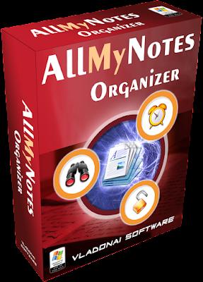 AllMyNotes Organizer Deluxe