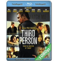 LA TERCERA PERSONA (2013) FULL 1080P HD MKV ESPAÑOL LATINO