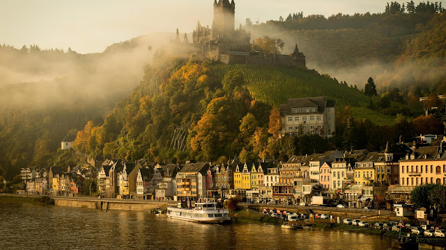 Great Germany Fabulous View HD Desktop Wallpaper
