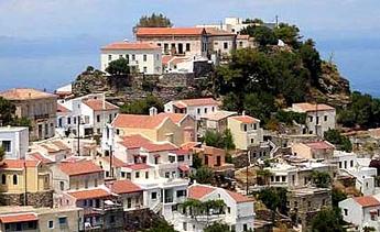 Vistas de Kea - Islas Griegas
