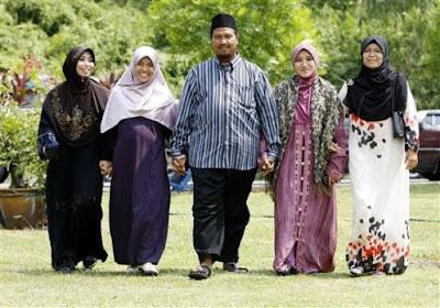 POLIGAMI DALAM PRESPEKTIF HUKUM ISLAM