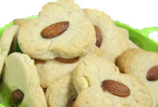 Cashew and Almond, Biscuits