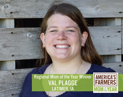 America's Farmers Mom of the Year - What it means to be a Farm Mom
