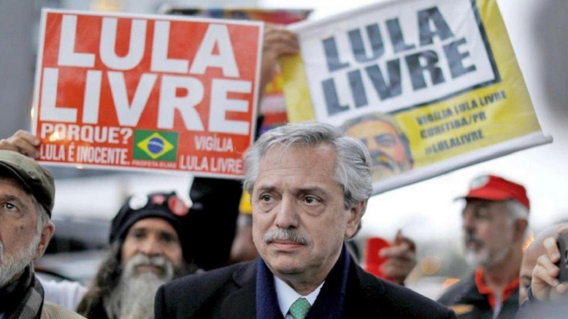 """Alberto Fernández celebró el fallo que favorece a Lula: """"¡Valió la pena la demanda de tantos!"""""""