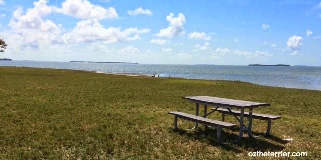 Florida Bay at Everglades National Park