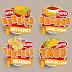 Elementos de diseños Tacos y Tamales