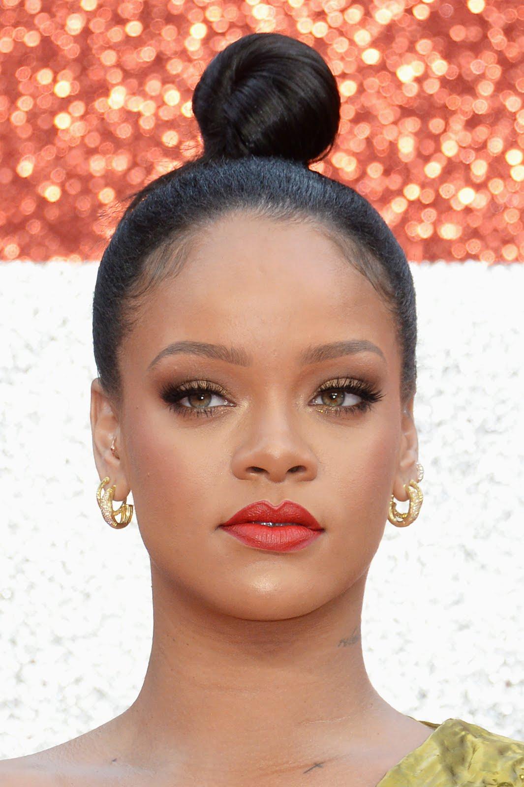 Rihanna x Ocean's 8 Première London