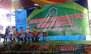Aksioma dan KSM Kab Musirawas 2017